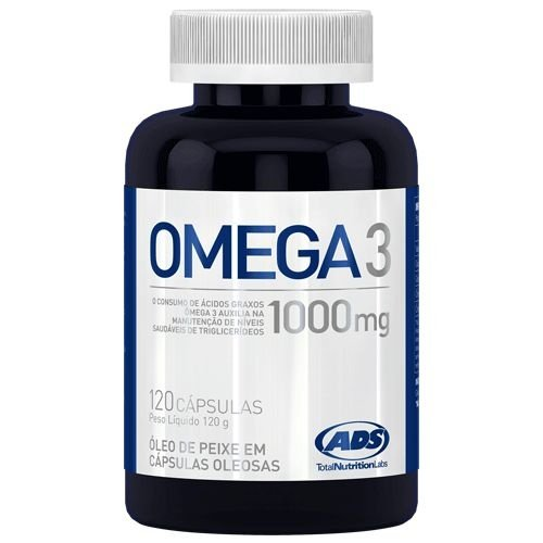 OMEGA 3 1000g 120 CAPS - ATLHETICA