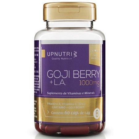 Goji Berry + LA 1000mg (60 cápsulas) - Upnutri