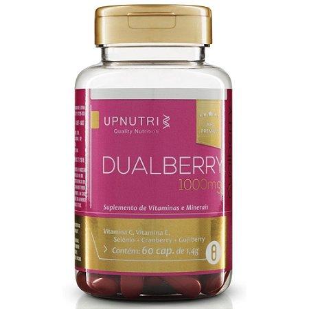 Dual Berry 1000mg (60 cápsulas) - Upnutri