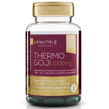Thermo Goji 1000mg (60 cápsulas) - Upnutri