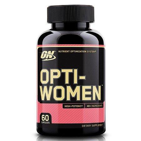 Opti-Women  60 Cápsulas - Optimum Nutrition