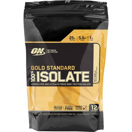 Whey Gold Standard 100% Isolate 360g - Optimum Nutrition