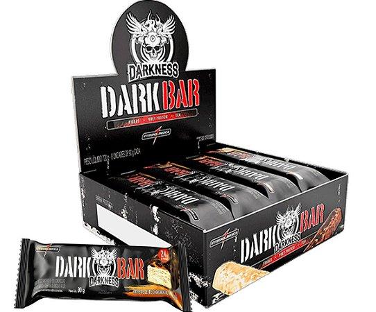BARRA DARK BAR DARKNESS ( 8 ) UNIDADES  - INTEGRALMEDICA