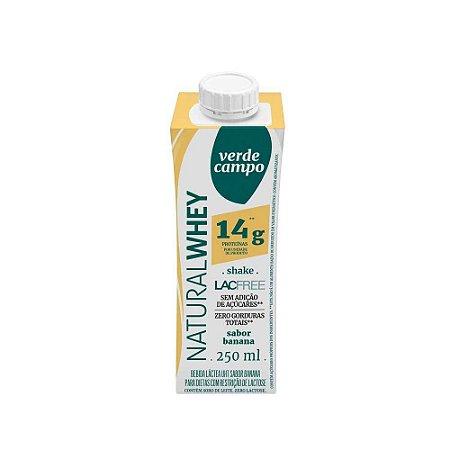 Iogurte Natural  Whey  -  250ml - Verde Campo