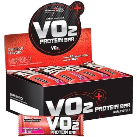 VO2 Protein Bar  - IntegralMédica