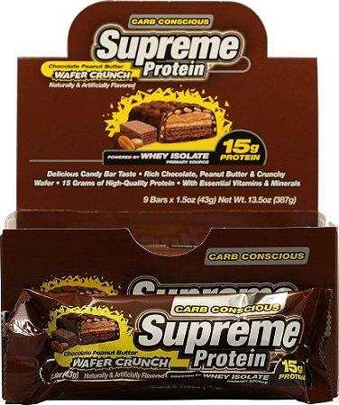Supreme Protein - barra de proteína