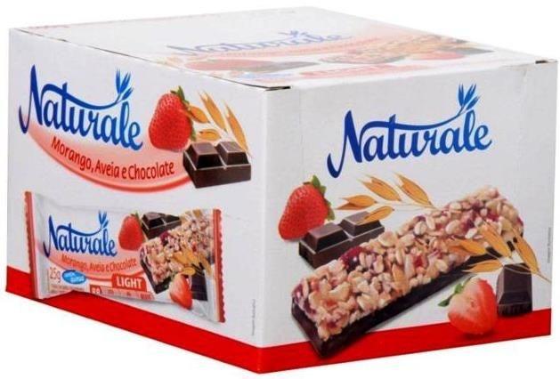 Barra de cereal - Naturale
