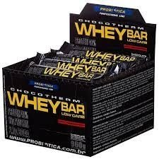 WHEY BAR low carb - PROBIÓTICA