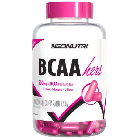 BCAA Hers (120 caps) - Neonutri