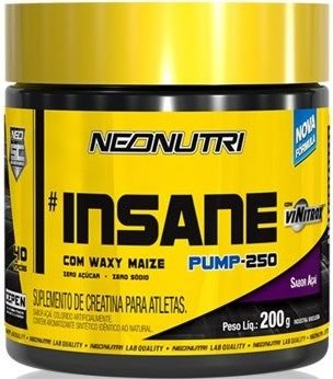 INSANE pro 250 (200G) - neonutri