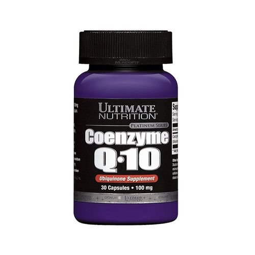 Coenzyme Q10 100Mg 30 Capsulas - Ultimate Nutrition