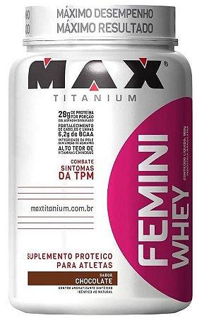 Femini Whey - 600g - Max Titanium