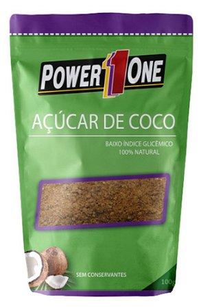 AÇUCAR DE COCO (100G) - POWER ONE