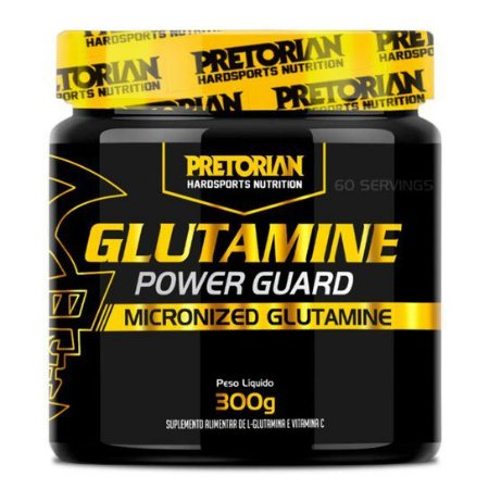 GLUTAMINE POWER GUARD ( 300G ) PRETORIAN