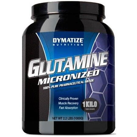Glutamina Micronizada 1000g - Dymatize