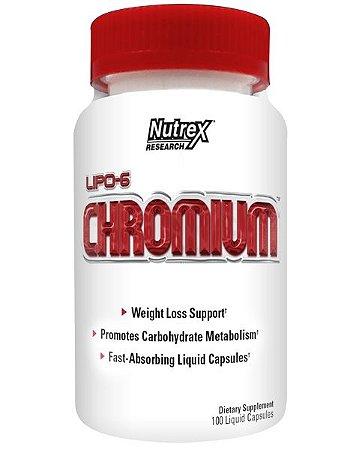 Lipo 6 Chromium (90 CAPS ) - Nutrex