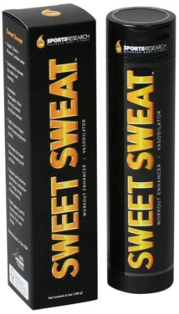 SWEET SWEAT 184G - SPORTS RESEARCH BY TERMOGENICO SWEET SWEAT