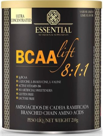 BCAA Lift 8:1:1 - 210g Essential Nutrition