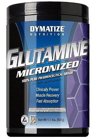 Glutamina Micronizada 500g - Dymatize