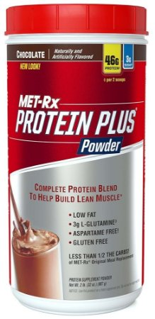 PROTEIN PLUS POWDER 907g - Met - Rx