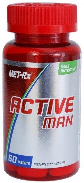 Active Man 50+ 60 tabs - MET-Rx