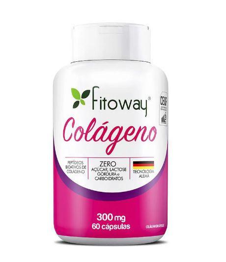 Colágeno 60 cápsulas – Fitoway