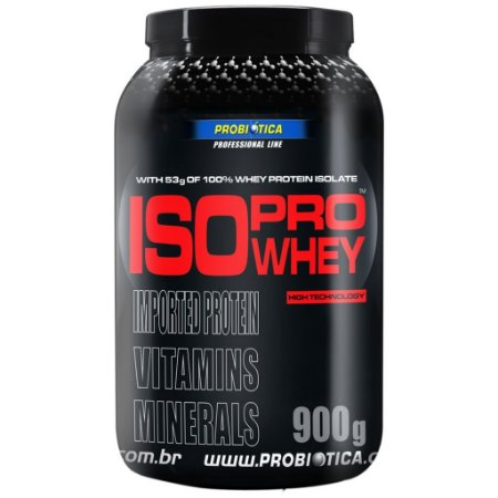 Iso Pro Whey Isolado (900g) - Probiótica