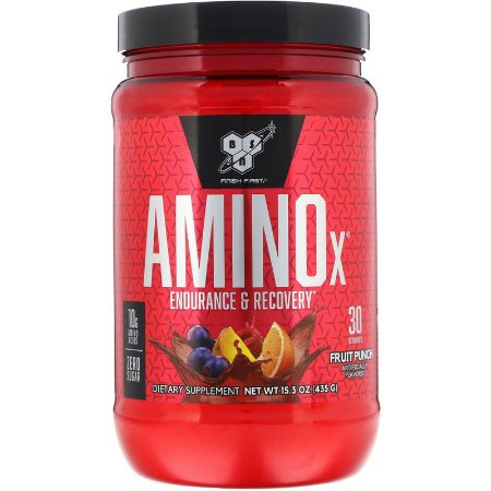 AMINO X 435g - FUIT PUNCH - FINISH FIRST