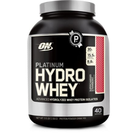 Platinum Hydro Whey (1,59kg) - Optimum Nutrition