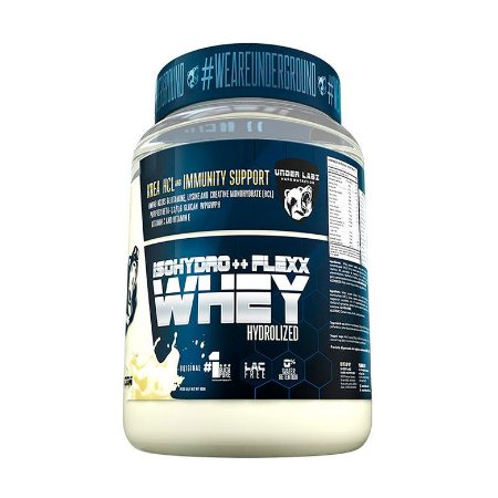 FLEXX WHEY ISOHYDRO++ 900g - UNDER LABZ