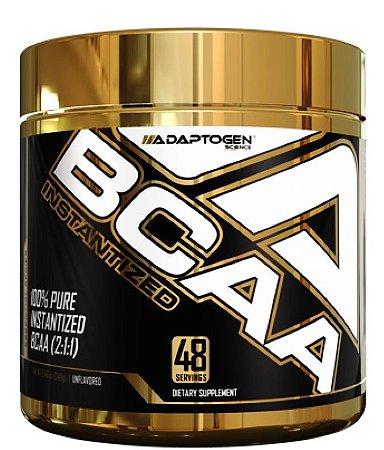 BCAA Instantized 240g (sem sabor) - Adaptogen