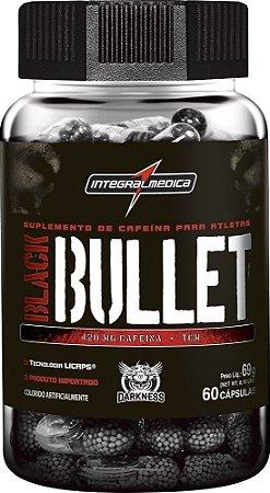 Black Bullet (60 cápsulas) - IntegralMedica