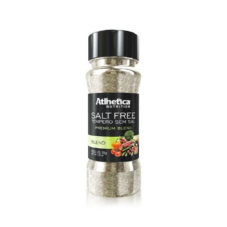 TEMPERO SALT FREE (BLEND) - ATLHETICA NUTRITION