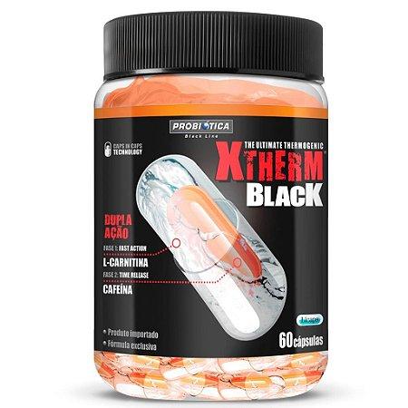 XTherm Black (60 cápsulas) - Probiótica