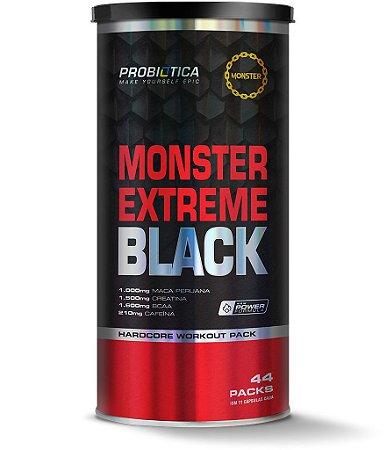 Monster Extreme Black (44packs) 523g - Probiótica