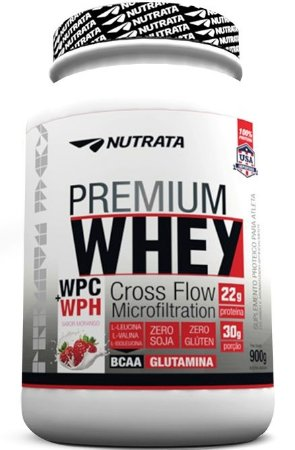 Premium Whey (900g) - Nutrata