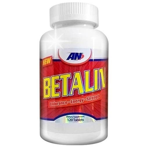 Betalin (120 Tablets) - Arnold Nutrition