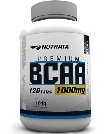 BCAA Premium 1000mg (120 tabs) - Nutrata