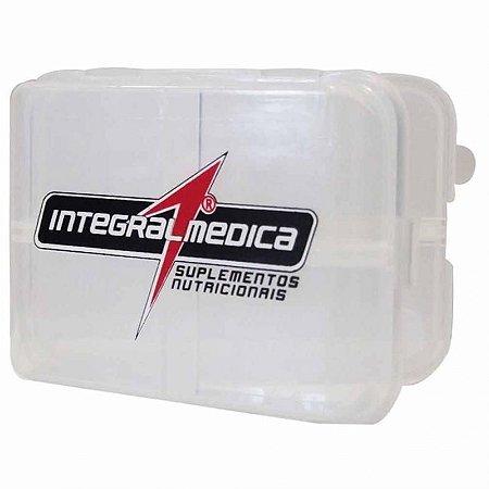 Porta Comprimidos (8 espaços) - IntegralMedica