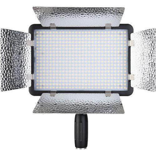 Iluminador Led p/ Estudio 500 Ultra Leds Bicolor Led500LRC