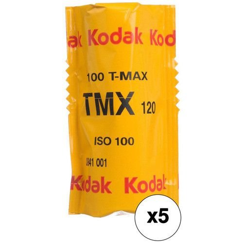 Filme negativo Kodak Professional T-Max 100 preto e branco (filme em rolo 120  1 Unid.)