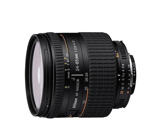 Lente Nikon AF Zoom-NIKKOR 24-85mm f / 2.8-4D IF