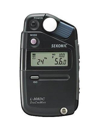 Flash Meter  Medidor de Luz Sekonic L-308DC DigiCineMate