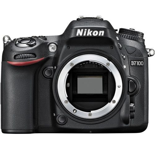 Câmera  Digital Nikon D7100  24.1 MegaPixles Corpo