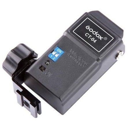 Receptor Radio Flash Greika Godox CT-04