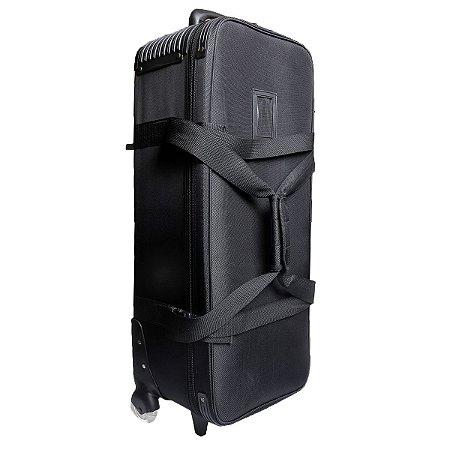 Bolsa com Rodas Para Flashes e Acessórios de Estúdio - Greika PKC015