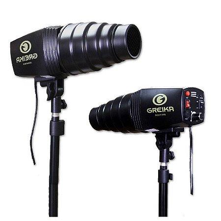 Kit de Iluminação Cabelo para Estúdios Fotográficos ( REF: Kit Cabelo)