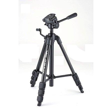 Tripé Profissional para Câmeras - Altura Máxima 1,45M - VELBON ( REF:CX-888/F )