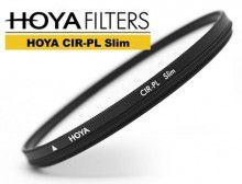 Filtro Polarizador Circular Hoya Slim -  62MM