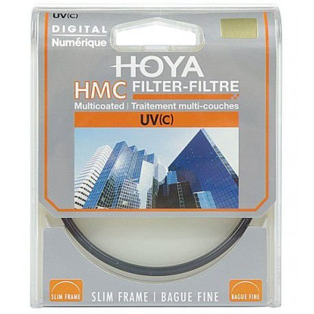 Filtro Hoya HMC 55MM  UV (C) Ultravioleta Multicanal Haze